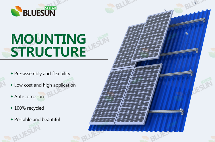 solar mounting system importer