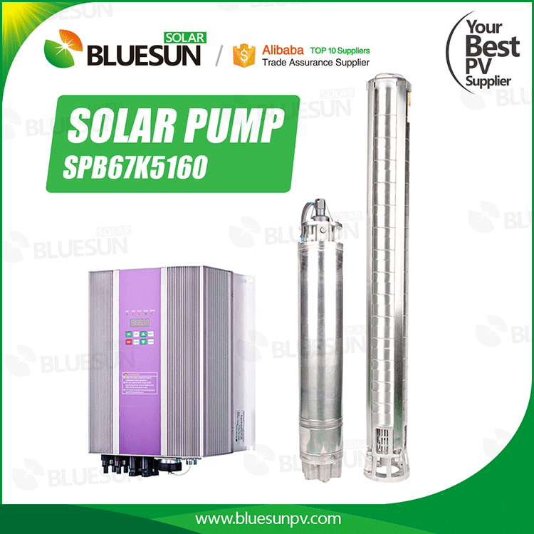 solar pump set for agriculture