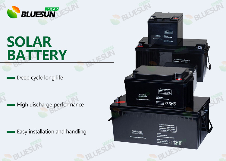 GEL 2V 1500AH Recharger Battery