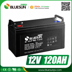 12V 120ah AGM best rechargeable battery type
