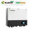 гибридный инвертор bluesun hot sale 6kw для домашней энергии