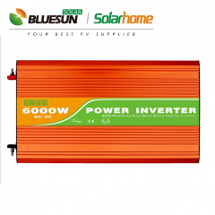 Bluesun off grid single phase ac 110/115/120/220/230/240v 6kw solar inverter-Bluesun