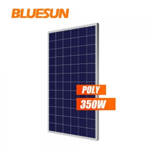 5BB poly solar panel 325w 330w 340w 350w 72 cells series