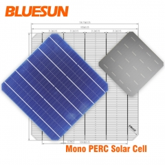 BLUESUN Hot Sale A Grade 5BB Mono Solar Cell Perc Solar Cell With High Efficiency