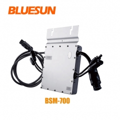 Bluesun Home&Commercial Use Grid Tie Inverter Solar Power Inverter Micro 700 watt Inverter-Bluesun